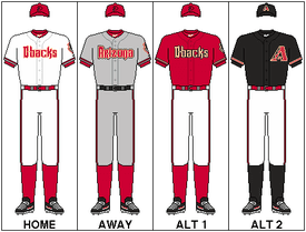 Arizona Diamondbacks History - National League West