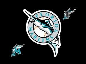 MLB Florida Marlins Logo | FindThatLogo.com