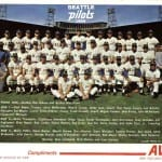 Milwaukee Brewers MLB Baseball History – National League Central