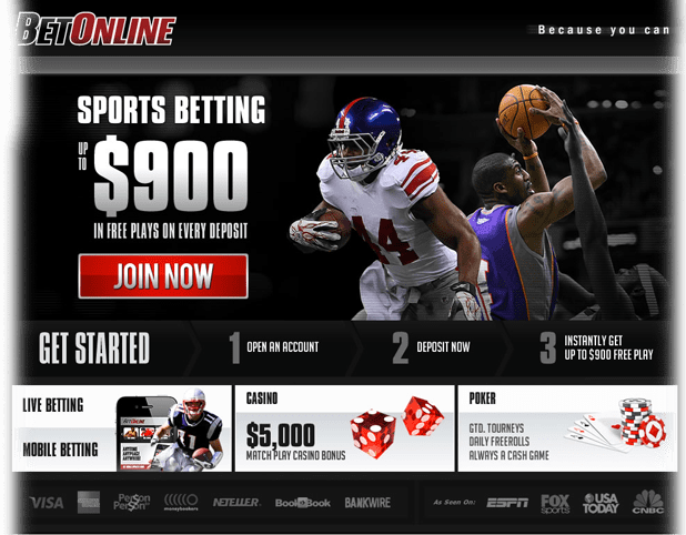 Online gambling sites ny