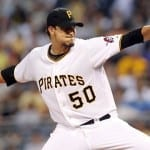 Charlie Morton Pittsburg Pirates