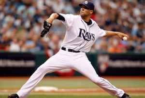 David Price 2013 Tampa Bay Rays