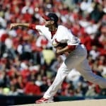 2013 MLB Playoffs - Adam Wainwright