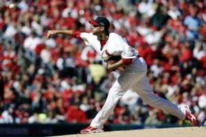 Adam Wainwright cardinals 2013 MLB Playoff betting