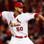 Adam Wainwright St Louis Cardinals