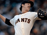 San Francisco Giants - Tim Lincecum 2014