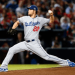 Los Angeles Dodgers Clayton Kershaw 2014