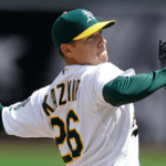 Baseball Betting at BetAnySports -- A's Once Again Turn to Kazmir as They Take on Rangers
