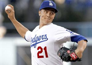 Zack Greinke MLB Betting – Dodgers vs. Angeles Game 1