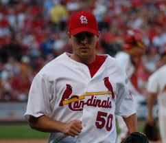 Adam Wainwright  Cardinals Vs The Reds 2013