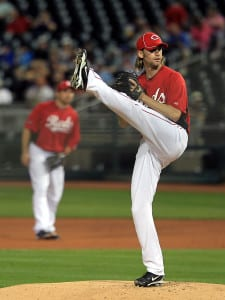 Bronson Arroyo Cincinatti Reds Bet On MLB Baseball