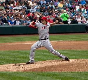 C.J. Wilson Bet On MLB Baseball