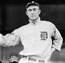 Ty-Cobb MLB Baseball Betting