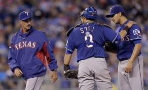 2013 Texas Rangers Baseball