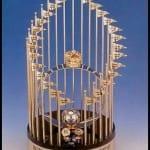 2013 World Series Trophy