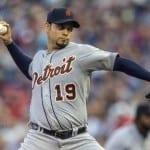 Detroit Tigers Vs Boston Red Sox – 2013 AL Championship Series Game 1