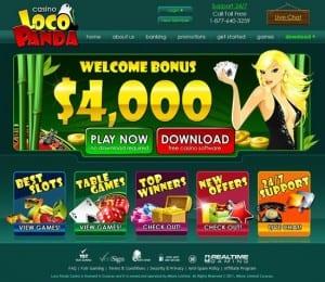 loco-panda slot casino