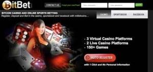 BitBET USA Bitcoin-Gambling-Site