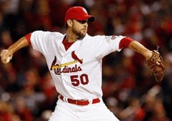 Adam Wainwright St Louis Cardinals
