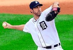 Detroit Tigers Justin Verlander 2014