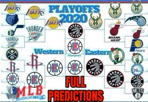 Looking Ahead To NBA Playoffs Betting Picks