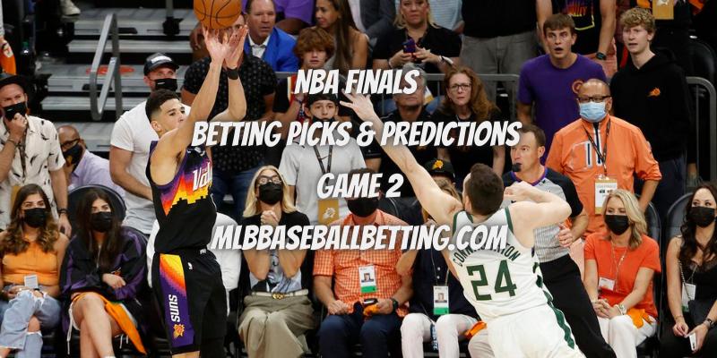 NBA Finals Betting Picks & Predictions Game 2