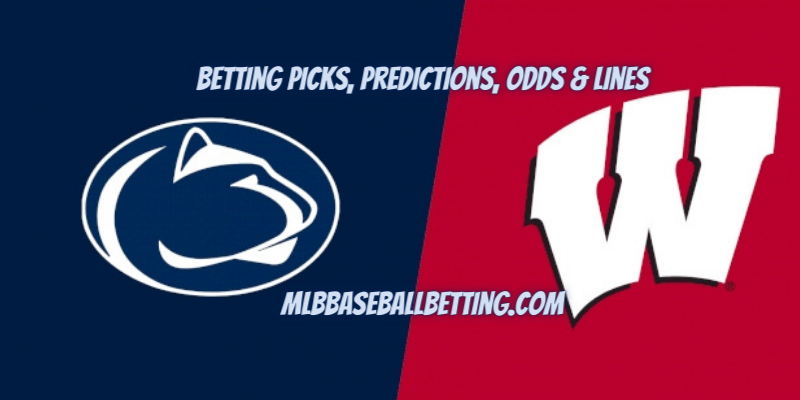 Penn State Nittany Lions vs Wisconsin Badgers Betting Picks, Predictions,Odds & Lines